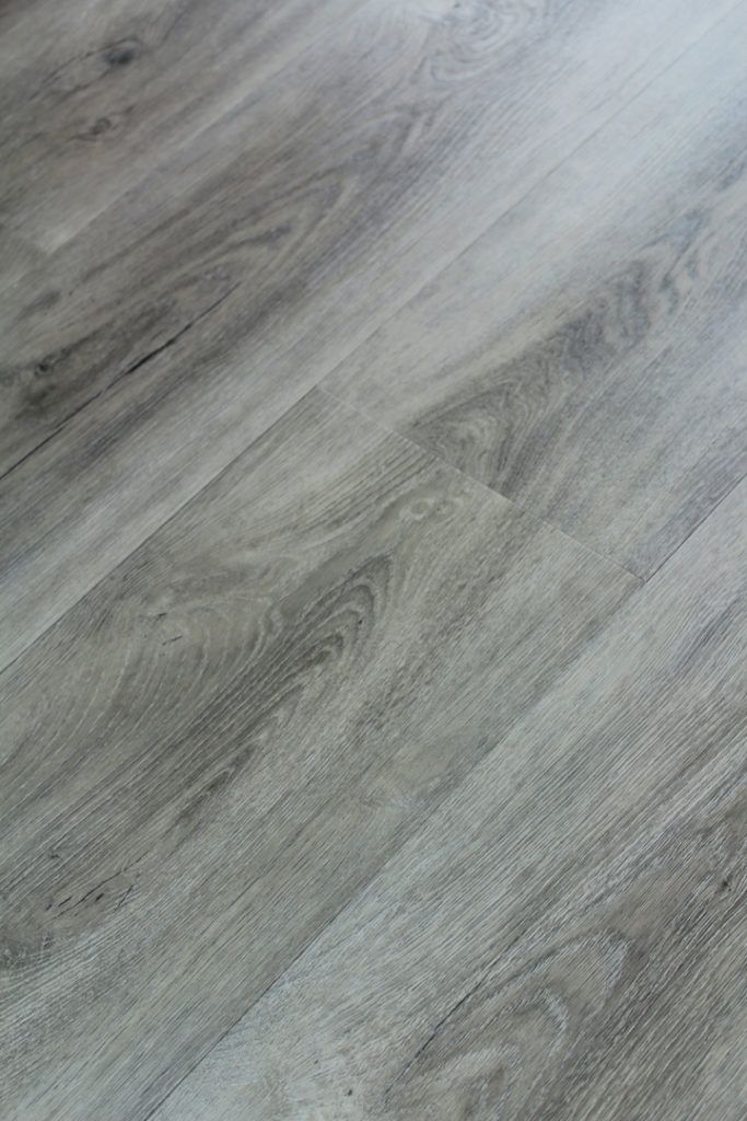 Parkay Xps Mega Waterproof Floor Aluminum Gray 6 5mm