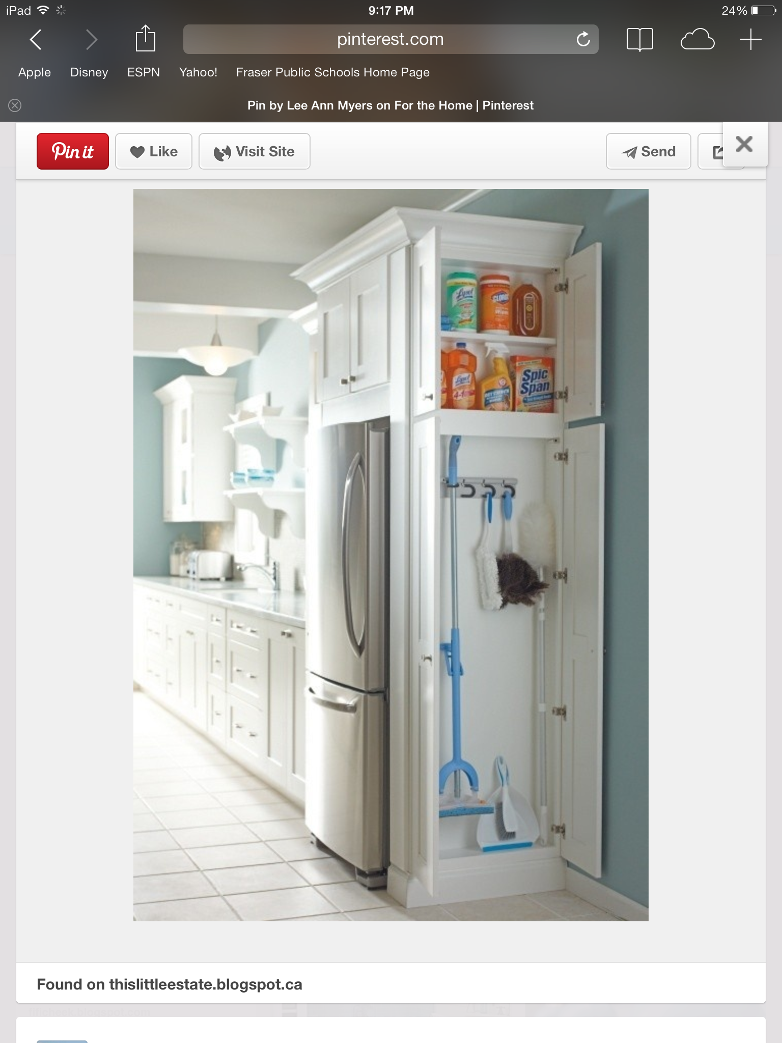 Pin de Kris Pretto en Organization | Pinterest | Despensa y Estanterías