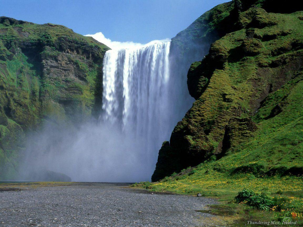 صور مناظر طبيعية خلابة اجمل مناظر الطبيعة مناظر طبيعية جميلة 7 Waterfall Landscape Waterfall Waterfall Pictures