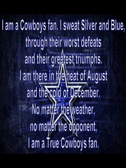 fce3c2022 Dallas Cowboys!! TRUE FAN HERE! | Cowboys | Dallas cowboys quotes ...