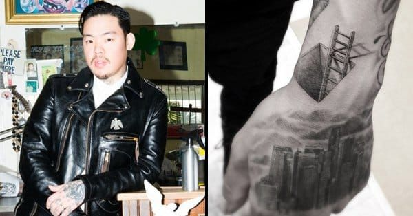Tattoo Artists You Really Should Get to Know: Dr. Woo