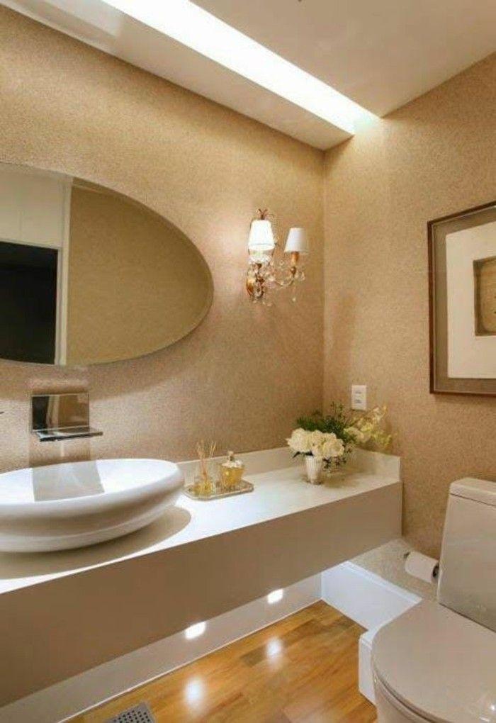 Badezimmer Deko Moderne Bader Badezimmer In Beige Und Weis Gestalten