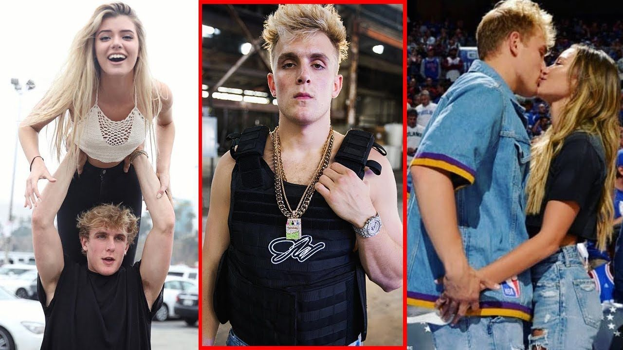 Jake Paul Girlfriend 2018 Girls Jake Paul Has Dated - Star ...