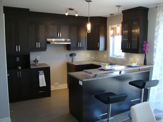 modèles de petites cuisines aménagées | cuisine aménagée | Pinterest ...