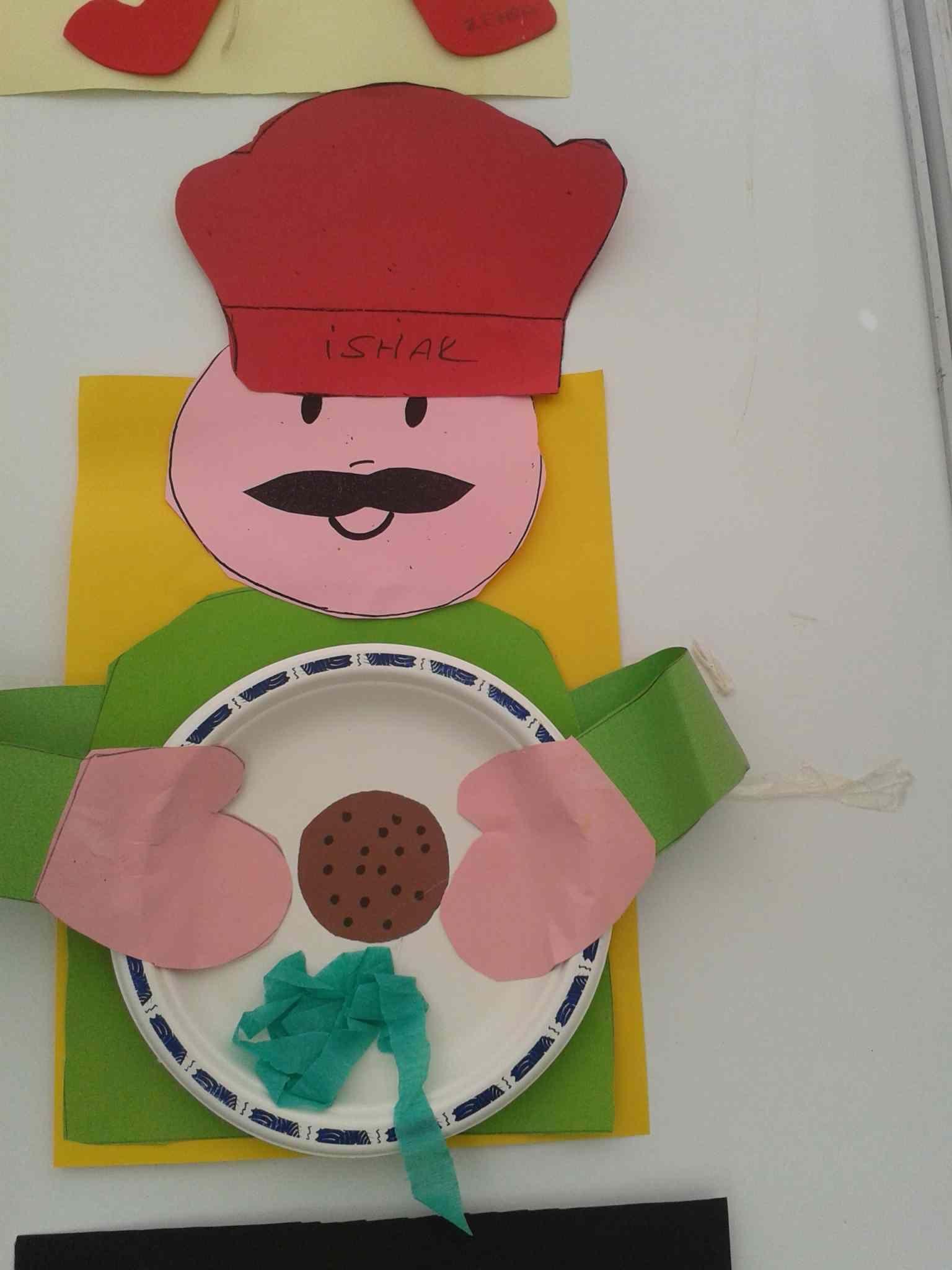 Free Chef Craft Idea 2