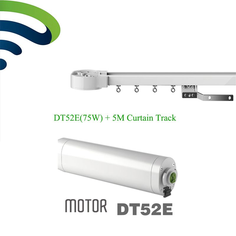 Ewelink Dooya Electric Curtain System Dt52e 75w Curtain Motor With