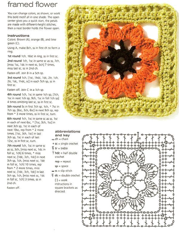 Pin de Danae Davanzo en Tejido | Pinterest | Ganchillo crochet ...