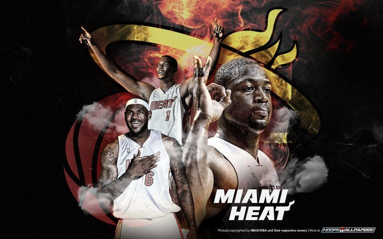 Miami Heat Wallpaper Hd Collection Miami Heat Miami