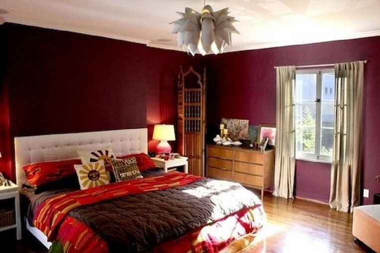 42 Mainly Best Rock Bedroom Decor Ideas Bedroom Bedroomdecor Bedroomideas Red Bedroom Walls White Bedroom Decor Small Bedroom Colours