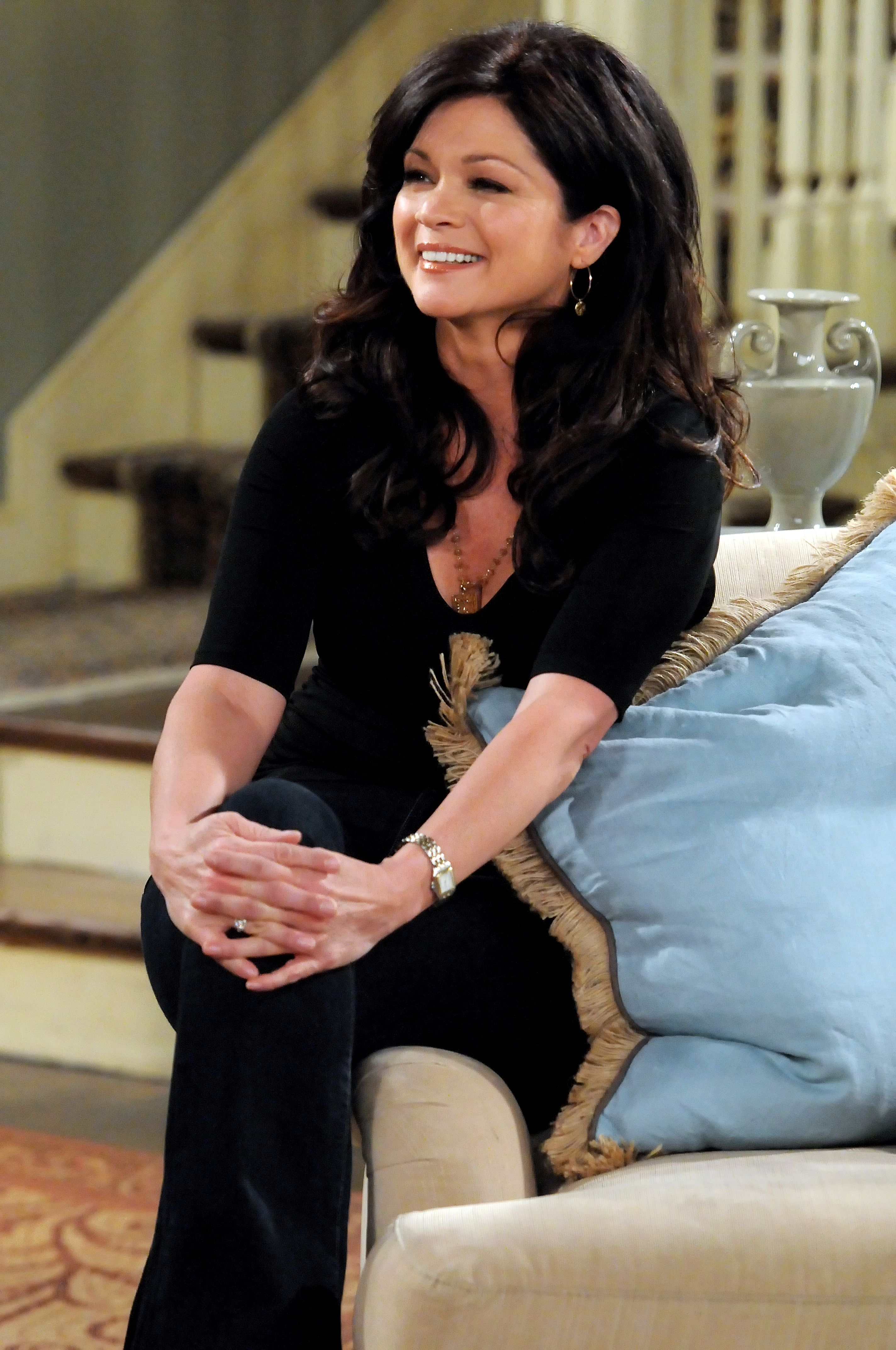 Valerie Bertinelli Valerie Bertinelli Beautiful Old Woman Celebrities Female