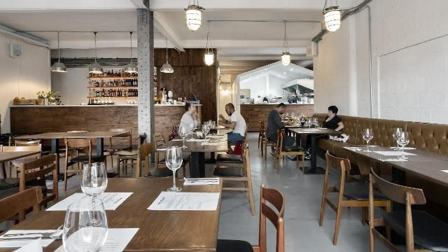 Jones And Sons Dalston London Greater London British Restaurants Roast Dinner Commercial Interiors
