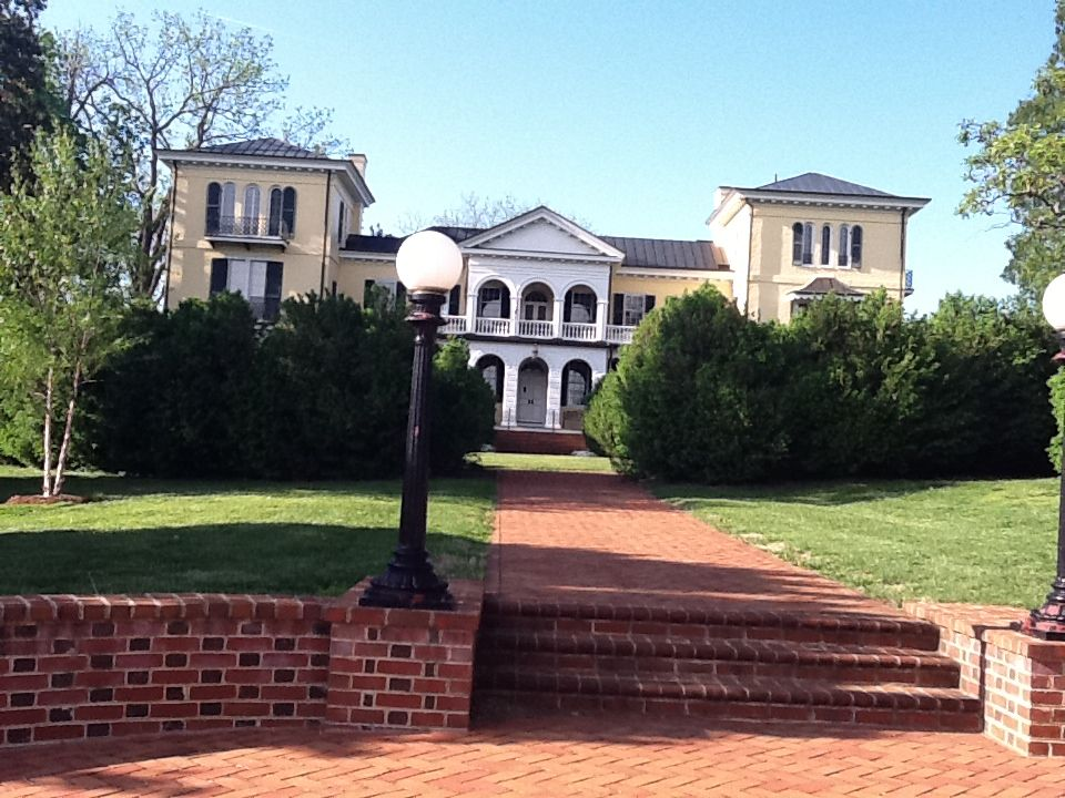 Sweet Briar College...President's Home