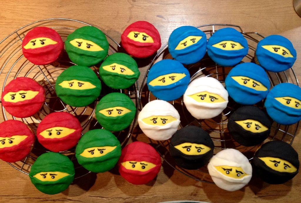 Die Muffins fr den Kindergeburtstag  Kindergeburtstag in