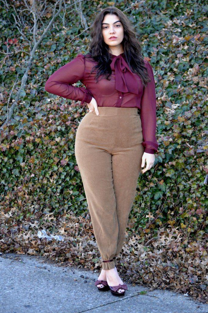 (Visita il nostro sito templedusavoir.org) Moda Per Ragazze Formose 38cbb205e88