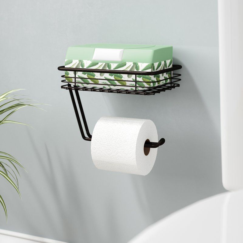 Espana Wall Mounted Toilet Paper Holder Wall Mounted Toilet Toilet Paper Holder Bathroom Toilet Paper Holders