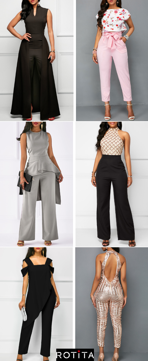723321068c4 Jumpsuit is a statement style