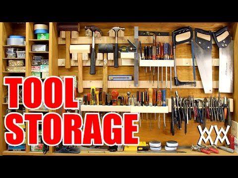Garage Workshop Organization Workbench Plans Storage Ideas