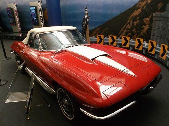 "427 Stingray Corvette ""67"