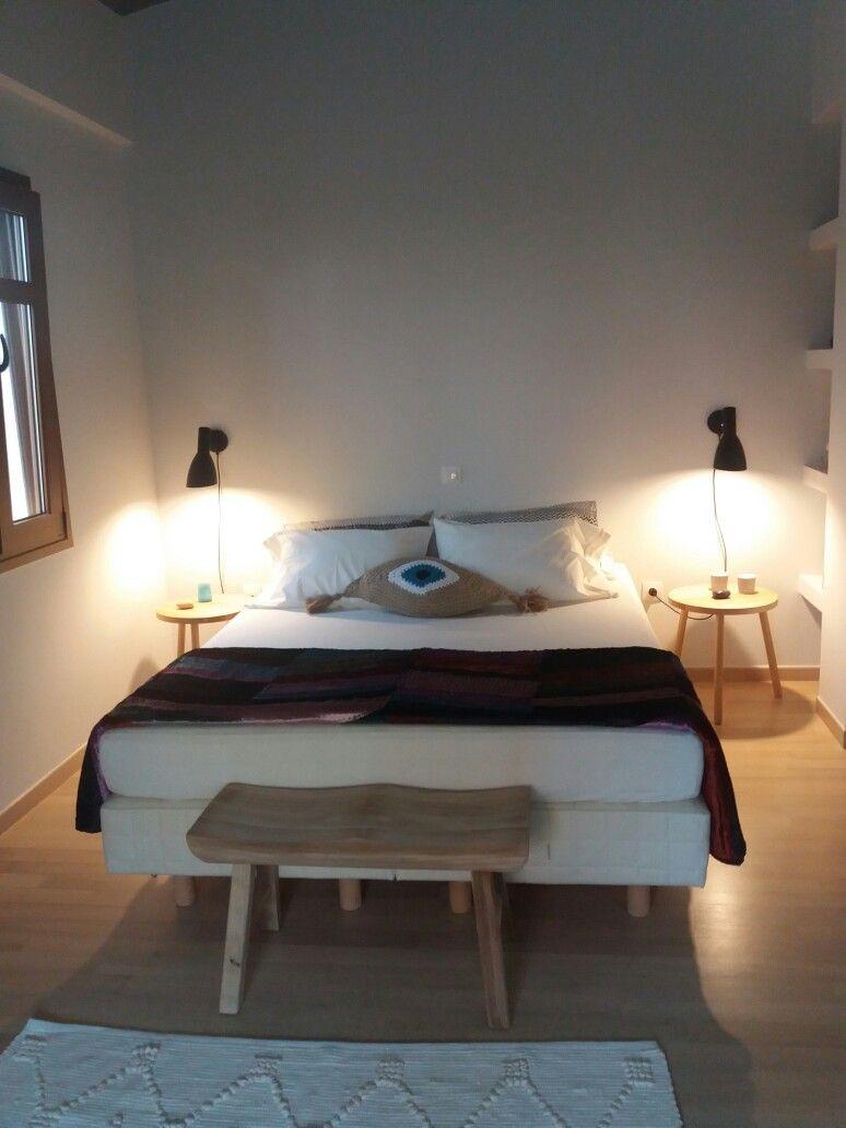 Bedroom Zara Home Cocomat Minimal Cosy Home Greek Decoration Schlafzimmer Zimmer Schlafen