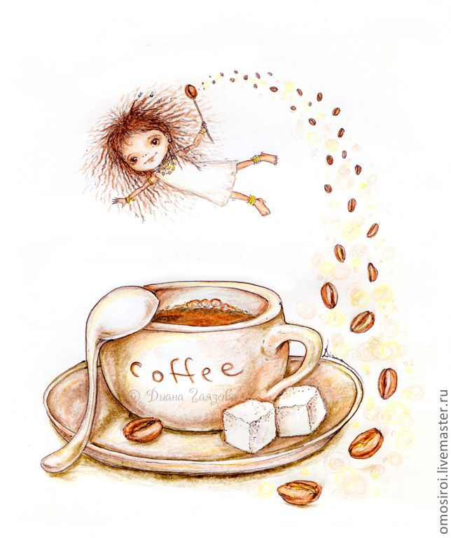 кофе феечка