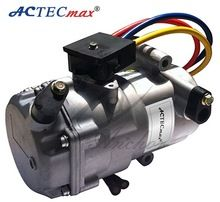12v Dc Air Conditioner Compressor For Cars By Electric Motor Universal Type Automotive Ac