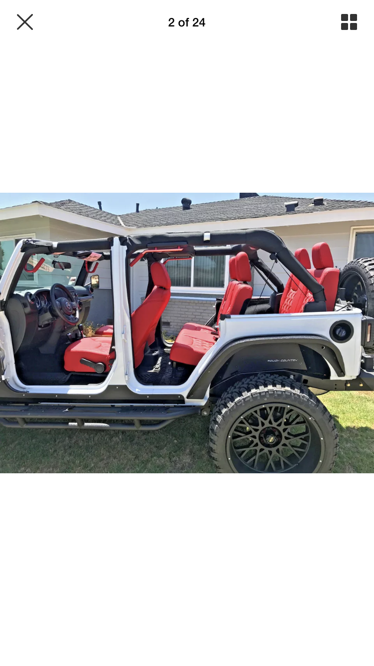 3rd Row Jeep Wrangler : wrangler, Third, Seating, Dream, Jeep,, Custom, Wrangler,, Truck