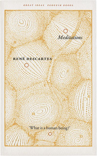 Great Ideas Volume V, Meditations by Rene Descartes (cover designed by Catherine Dixon)