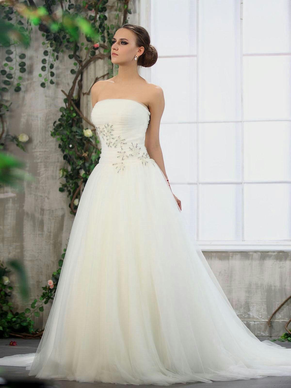 58f242122f64 Elegant 2015 Mermaid Beach Wedding Dresses With Sweetheart Lace-up ...