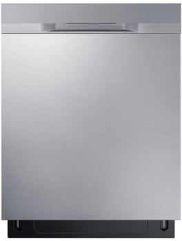 Samsung Dw80k5050us Fully Integrated Dishwasher With Stormwash Flexload Racking Autorelease Door 15 Place Setting Capacity 6 Wash Cycles Silverware Bask Built In Dishwasher Integrated Dishwasher Stainless Steel Refrigerator
