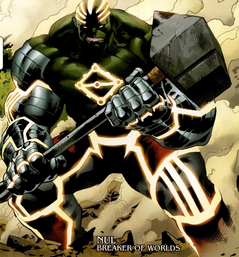 Nul Breaker of Worlds aka Hulk °° Fear Itself ... (com imagens ...