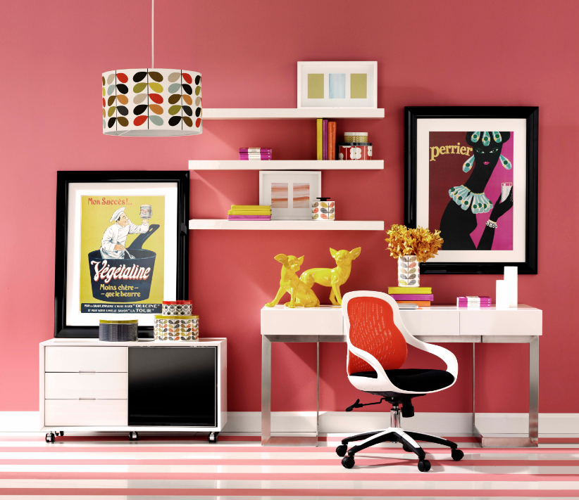 Create a Pinspiring Workstation to Suit Your Pinterests! | blog.domayneonline.com.au