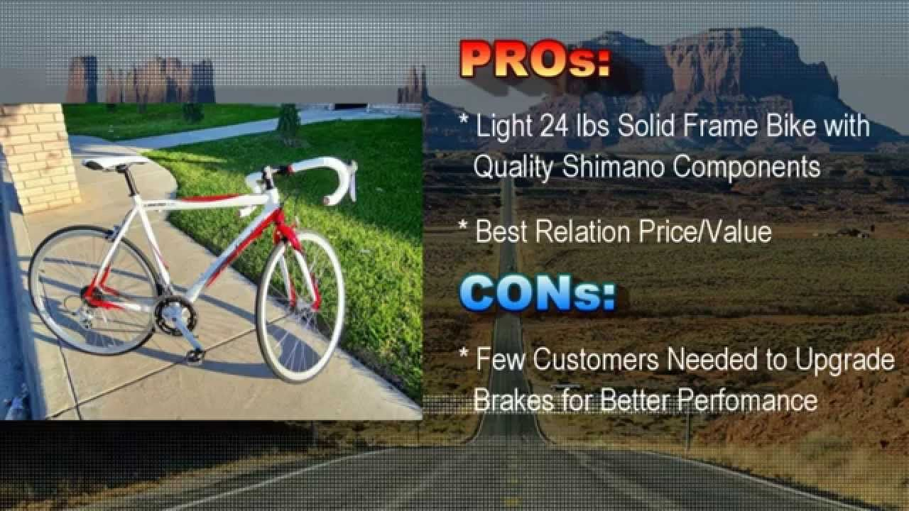 Road Bikes With Discount The Video Shows 5 Best Road Bikes For