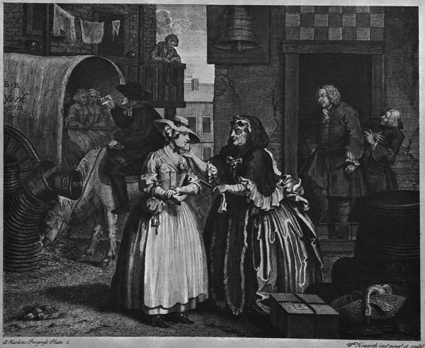 thesis on hogarth His mother and elder brother gave lawrence's oxford ba thesis on crusader castles to jesus college, and gave  and hogarth collections at st antony's,.