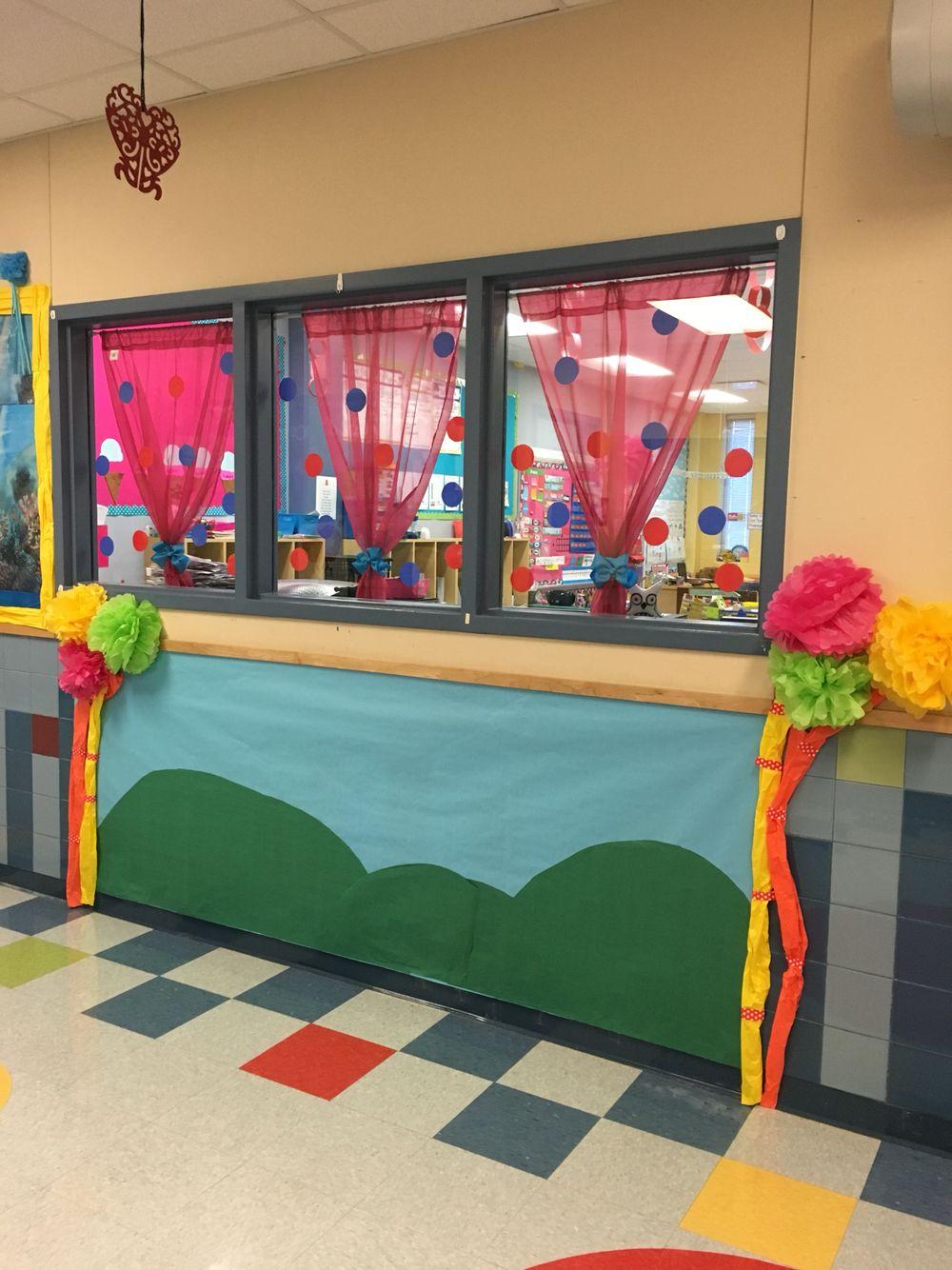 Dr. Seuss classroom ideas