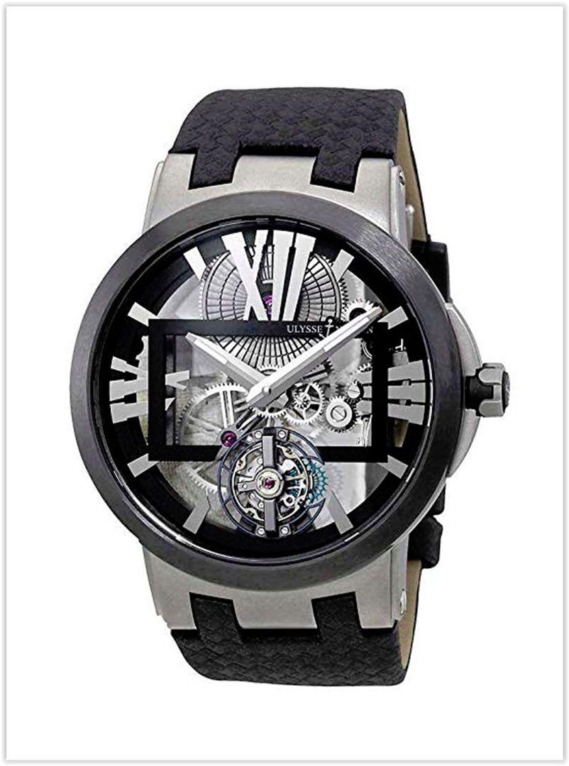 Ulysse Nardin Luxury Watches For Men Price List With Images Luxury Watches For Men Fossil Watches For Men Best Mens Luxury Watches