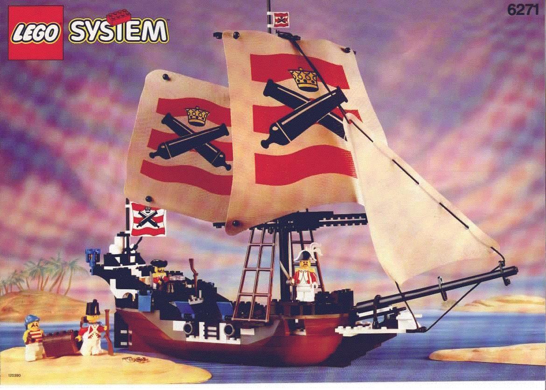 Pirates Imperial Flagship Lego 6271 Lego Pinterest Lego