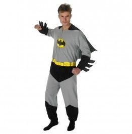 Tyylikäs Batman oloasu on mukavin pyjama ja tyylikkäin jumppapuku!