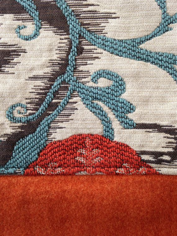 Woven Turkish Design Runner by OpenHouseBoutique on Etsy