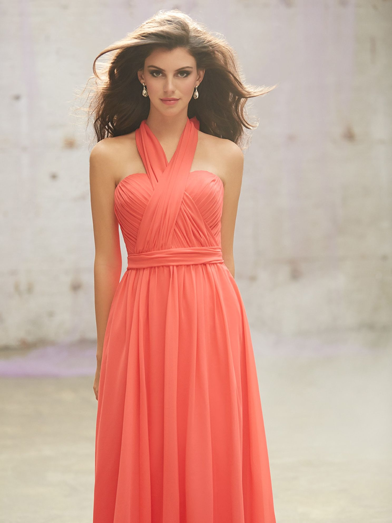 Convertible bridesmaid dress that way each girl can choose which convertible bridesmaid dress that way each girl can choose which style they prefer but ombrellifo Images