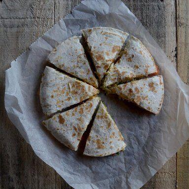 4 quesadillas mexicanas con las que triunfar
