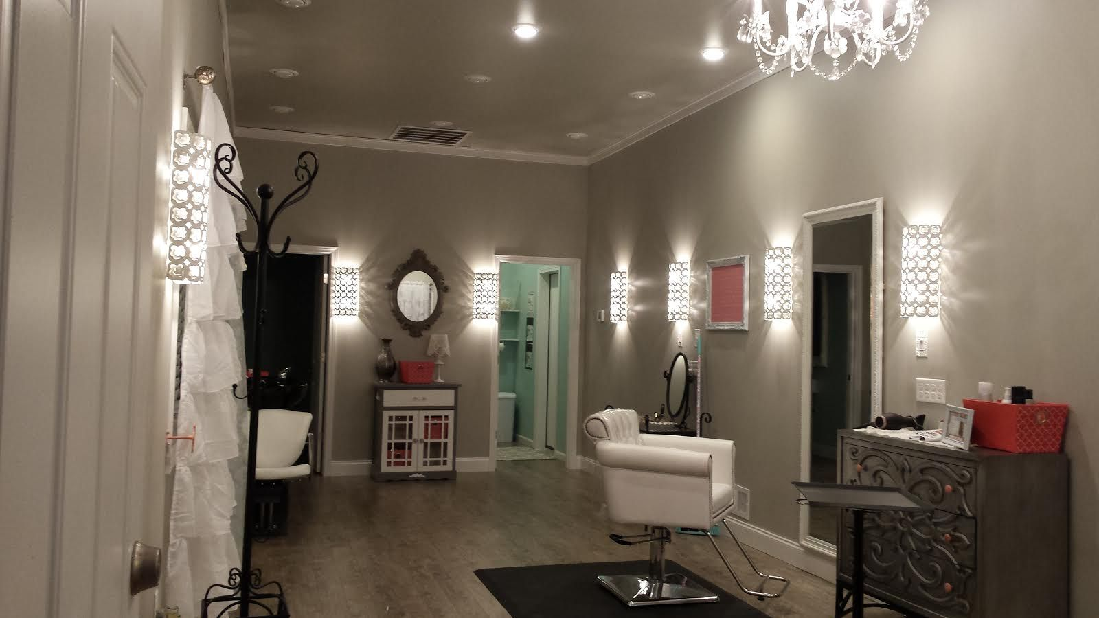 Beau Check Out Michelleu0027s Boutique Salon! After 10 Years Of Working As A  Stylist, Decided To Open Her Very Own Home Salon.