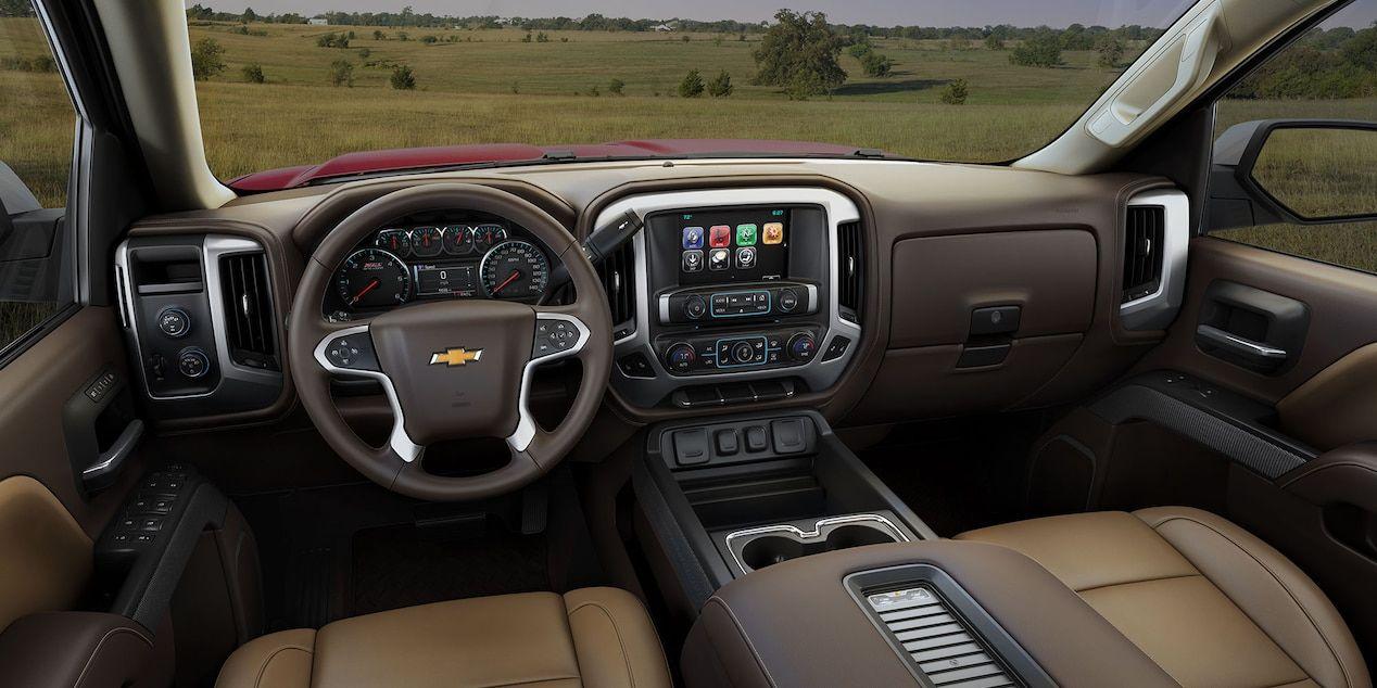 2018 Silverado 1500 Pickup Truck Lt Z71 Cocoa Dune Chevy