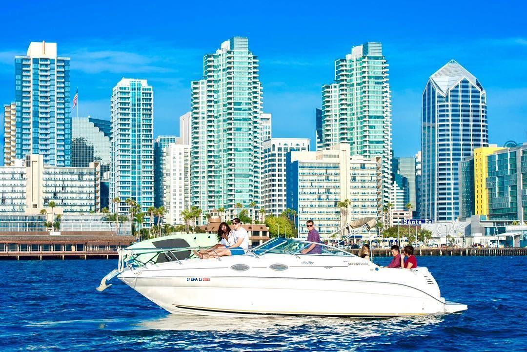 A day on the bay tripod san diego ca boat rental