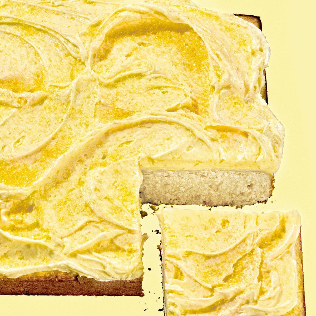 Lemon Sheet Cake with Lemon Buttercream Frosting #lemonbuttercream Lemon Sheet Cake with Lemon Buttercream Frosting. Sunny, springy weather calls for an all-yellow, all-lemon dessert. #lemonbuttercream Lemon Sheet Cake with Lemon Buttercream Frosting #lemonbuttercream Lemon Sheet Cake with Lemon Buttercream Frosting. Sunny, springy weather calls for an all-yellow, all-lemon dessert. #lemonbuttercream