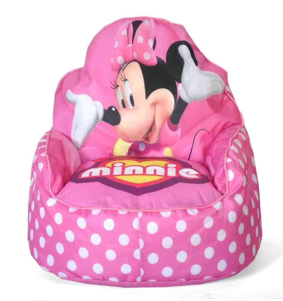 Sofa Chair For Kids Bean Bag Chair Kids Minnie Mouse Bedroom