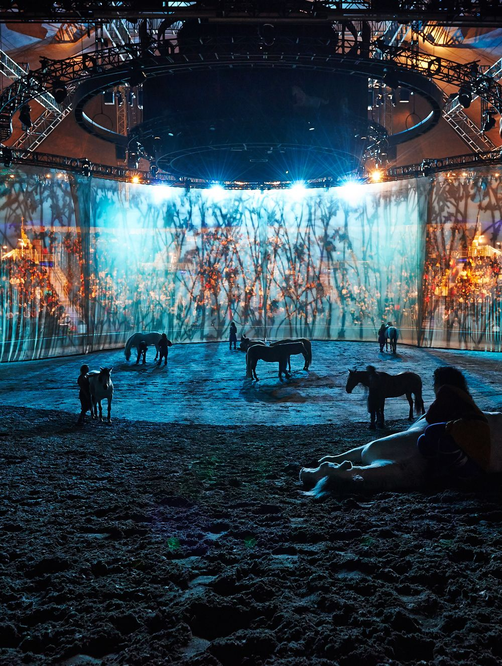 2 DAYS until Cavalia's Odysseo premiere in #Winnipeg!  The #WhiteBigTop has been raised, the stage has been set, the stars of the show – our musicians, our 45 artists and our 65 horses – are waiting for you.  Don't miss tomorrow's online event! Although we're not revealing the surprise just yet, be sure to download the Periscope mobile app for iOS & Android before 1:00PM CDT tomorrow and follow Cavalia on the app.