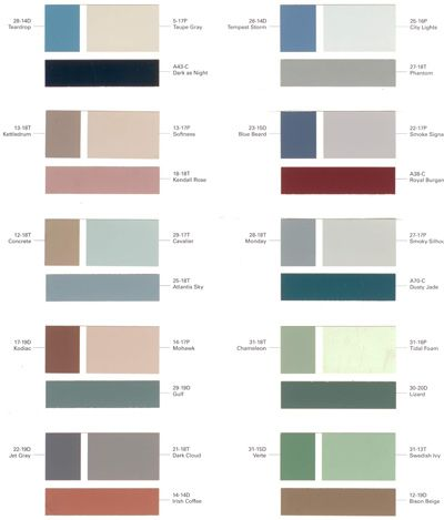 Color Palette Projects For The Home In 2019 House Color Palettes