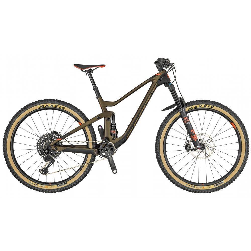 Scott Contessa Genius 710 Ladies Full Suspension Mountain Bike