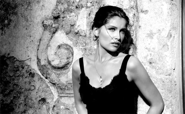 Laetitia Casta, French actress and model