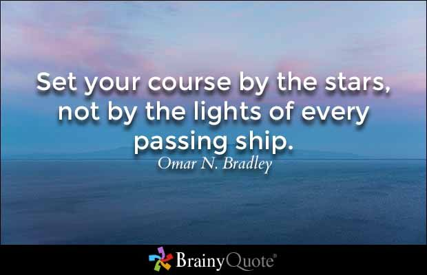 Omar N Bradley Quotes Wise Words Pinterest Quotes Star Cool Ship Quotes
